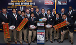 Cathay Pacific / HSBC Hong Kong Sevens 2013 Official Draw