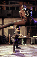 Blade II (2002) <br /> (Blade 2)<br /> Wesley Snipes<br /> *Filmstill - Editorial Use Only*<br /> CAP/KFS<br /> Image supplied by Capital Pictures