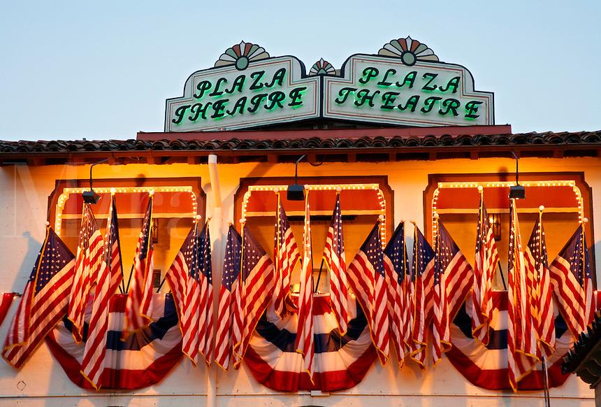 The Plaza Theatre, Palm Springs, California