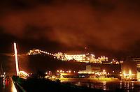 Vista parcial da planta do projeto Sossego da CVRD .<br />Canaã dos Carajás, Pará, Brasil.<br />17/02/2004.<br />Fotos Paulo Santos/Interfoto