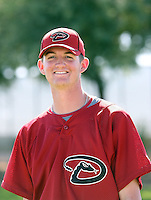 Blake Perry - Arizona Diamondbacks - 2010 Instructional League.Photo by:  Bill Mitchell/Four Seam Images..