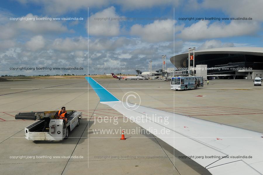 URUGUAY, Montevideo, airport