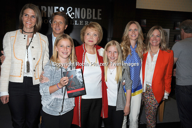 """Lee Phillip Bell and family  attends the book signing of """" The Young & Restless LIfe of William J Bell"""" by Michael Maloney and Lee Phillip Bell  on June 21, 2012 at The Barnes & Nobles in The Grove in Los Angeles."""