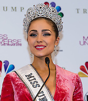 LAS VEGAS, NV - December 19 : Miss Universe 2012 Olivia Culpo pictured after the Miss Universe 2012 finals at Planet Hollywod Resort on ecember 19, 2012 in Las Vegas, Nevada. Credit: Kabik/Starlitepics/MediaPunch Inc. /NortePhoto