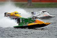 Tyler Welch (#59), Lynn Simberger (#72) and Chris Fairchild (#62)     (Formula 1/F1/Champ class)