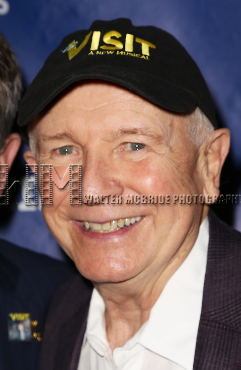Terrence McNally attends the 2015 Drama Desk Awards at Town Hall on May 31, 2015 in New York City.