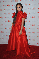 www.acepixs.com<br /> February 9, 2017  New York City<br /> <br /> Asia Monet Ray attending the American Heart Association's Go Red For Women Red Dress Collection 2017 presented by Macy's at Fashion Week at Hammerstein Ballroom on February 9, 2017 in New York City.<br /> <br /> Credit: Kristin Callahan/ACE Pictures<br /> <br /> <br /> Tel: 646 769 0430<br /> Email: info@acepixs.com
