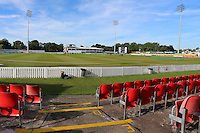 General view of the ground ahead of Leicestershire CCC vs Essex CCC, Specsavers County Championship Division 2 Cricket at the Fischer County Ground, Grace Road on 23rd August 2016