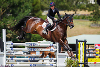 CLASS 4: EquiFibre Junior Rider Series - Sponsored by Auckland Animal Eye Centre. 2020 NZL-Fieldline Horse Floats Brookby Showjumping Summer GP Show. Papatoetoe Pony Club. Auckland. Saturday 8 February. Copyright Photo: Libby Law Photography
