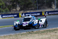 11th January 2020; The Bend Motosport Park, Tailem Bend, South Australia, Australia; Asian Le Mans, 4 Hours of the Bend, Race Day; The number 2 Nielsen Racing LMP3 driven by Tony Wells, Colin Noble,   during free practice 2