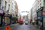Shop Street, Drogheda, Co.Louth..(Photo credit should read Jenny Matthews www.newsfile.ie)....This Picture has been sent you under the conditions enclosed by:.Newsfile Ltd..The Studio,.Millmount Abbey,.Drogheda,.Co Meath..Ireland..Tel: +353(0)41-9871240.Fax: +353(0)41-9871260.GSM: +353(0)86-2500958.email: pictures@newsfile.ie.www.newsfile.ie.