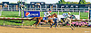 Lady Haha winning at Delaware Park on 10/8/15