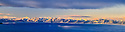 Lake Tahoe Scenic ?Morning Panorama