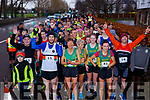 Under starters orders at the Optimal Fitness 5 & 10k run on New Years Eve morning.