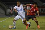 Uniautónoma sigue sin ganarle a Junior. Por la fecha 7 de la Liga Colombiana, los 'universitarios' cayeron 2-3 ante los 'tiburones' en el Estadio Metropolitano de Barranquilla