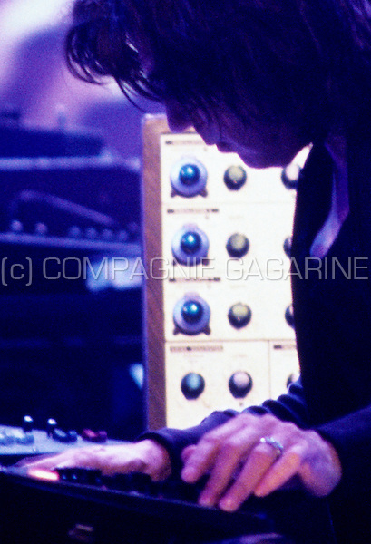 Concert/recording of the French musician Jean Michel Jarre for the 30th anniversary of his debut album Oxygene (Belgium, 19/09/2007)