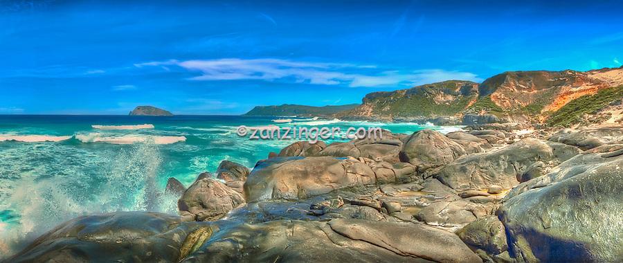 Central; Coast; CA; Ocean; Waves crashing on Rocks;