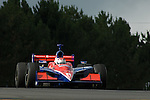 20 July 2007: Sarah Fisher (USA) at the Honda 200 at Mid-Ohio, Lexington, Ohio.
