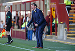 30.03.2019 Motherwell v St Johnstone: Tommy Wright
