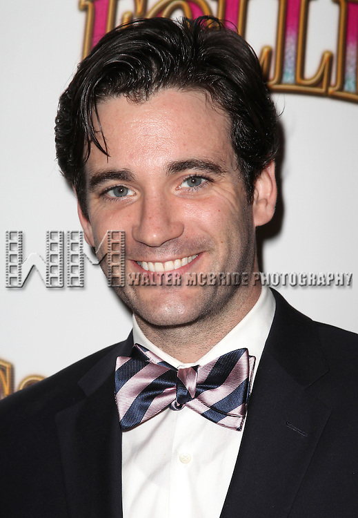 Colin Donnell.attending the Broadway Opening Night Performance of 'Follies' at the Marquis Theatre in New York City,