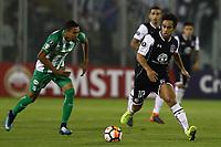 Libertadores 2018 Colo Colo vs Atlético Nacional