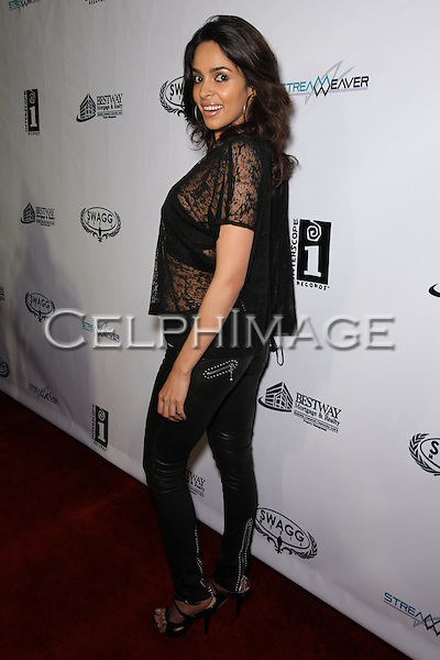 MALLIKA SHERAWAT. Attendees to Souljah Boy Red Carpet Birthday Bash and Performance, sponsored by Swaggmedia.com, at the Highlands. Hollywood, CA, USA. July 28, 2010.
