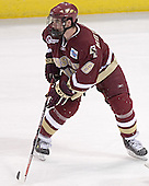 Brett Motherwell - The University of Wisconsin Badgers defeated the Boston College Eagles 2-1 on Saturday, April 8, 2006, at the Bradley Center in Milwaukee, Wisconsin in the 2006 Frozen Four Final to take the national Title.
