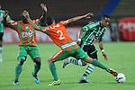 El campeón Atlético Nacional le ganó 3-1 a Envigado con goles de Cardona, Rentería y Álvarez, por la 1ª fecha del Finalización