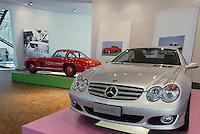 - the new Mercedes-Benz Center in Milan, the largest sales and representation center of the brand Mercedes-Benz of South Europe; historical Museum....- il nuovo Mercedes-Benz Center di Milano, il più grande Centro di vendita e rappresentanza del marchio Mercedes-Benz del Sud Europa; museo storico