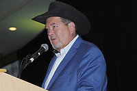 LAS VEGAS, NV - MAY 02: Jim Ross at the 2018 Cauliflower Alley Club Awards Banquet And Dinner at the Gold Coast Hotel & Casino in Las Vegas, Nevada on May 2, 2018. Credit: George Napolitano/MediaPunch