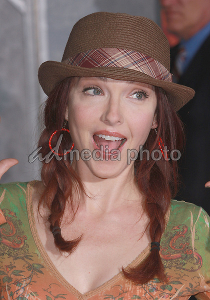 "18 September 2008 - Hollywood, California - Amy Yasbeck. ""Beverly Hills Chihuahua"" Los Angeles Premiere held at the El Capitan Theatre. Photo Credit: Charls Harris/AdMedia"