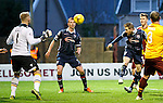 Michael Gardyne comes close with a header