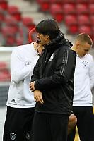 Bundestrainer Joachim Loew (Deutschland Germany) - 07.10.2017: Abschlusstraining Deutschland, OPEL Arena Mainz