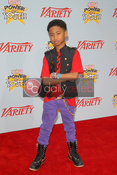 """Little King<br /> at Variety's 3rd Annual """"Power of Youth,"""" Paramount Studios, Hollywood, CA. 12-05-09<br /> David Edwards/DailyCeleb.com 818-249-4998"""
