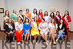 Some of the Kerry Rose contestants for 2019 at the Rose Hotel on Monday.<br /> Seated l to r: Megan Costello, Elaine Kelliher, Emer Forde, Celine O'Shea (Kerry Rose 2018), Alison McGailey, Niamh Whelton and Shannon Howe.<br /> Back l to r: Aoife O'Connor, Shannon O'Neill, Mary Kate McGuire, Michaela Aherne, Olwyn Trant, Leanne Housman, Sally Ann Leahy, Fiona O'Connell, Karen Dineen and Aoife Fitzgerald.