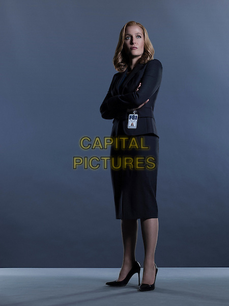 The X-Files (2016)<br /> Gillian Anderson as FBI Special Agent Dana Scully<br /> *Filmstill - Editorial Use Only*<br /> CAP/KFS<br /> Image supplied by Capital Pictures