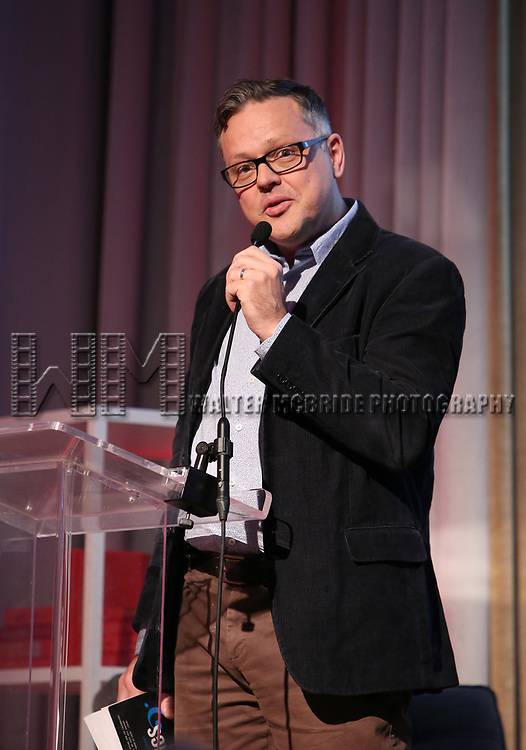 Eric DuPont during the Scotiabank Giller Prize 25 Finalists: Between The Pages at the New Museum on November 7, 2018 in New York City.
