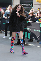 March 13,  2019  Skylar Stecker at Build Series to talk about her  new album Redemption in New York March 13, 2019  Credit:RW/MediaPunch<br /> CAP/MPI/RW<br /> &copy;RW/MPI/Capital Pictures