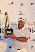 Abu Dhabi Invitational Trophy