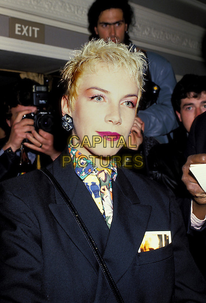 ANNIE LENNOX.Ref: 026.www.capitalpictures.com.©Capital Pictures