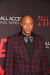 Dorian Missick at Premier of Tell Me A Stoyr in which he stars - This is no fairy tale at Metrograph, NYC on October 23, 2018 which is a CBS - all Access original series - premieres on Halloween  (Photo by Sue Coflin/Max Photos)