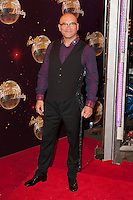 Greg Wallace at the Strictly Come Dancing Launch, London, 02/09/2014 Picture by: Alexandra Glen / Featureflash