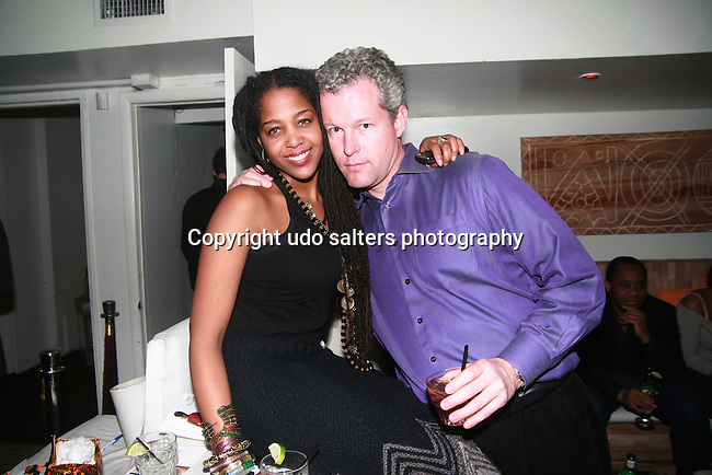 Attends Jocelyn Taylor's Birthday Celebration and Official Launch of JRT Multimedia, LLC <br />