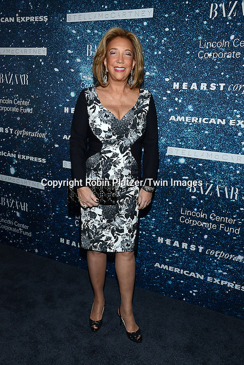 Denise Rich attends the Stella McCartney Honored by Lincoln Center at Gala on November 13, 2014 at Alice Tully Hall in New York City, USA. She was given the Women's Leadership Award which was presented bythe LIncoln Center for the Performing Arts' Corporate Fund.<br /> <br /> photo by Robin Platzer/Twin Images<br />  <br /> phone number 212-935-0770