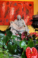 marble statuette