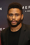 Nnamdi Asomugha attends the Broadway Opening Night of 'AMERICAN SON' at the Booth Theatre on November 4, 2018 in New York City.