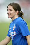 11 June 2003: Hege Riise of Norway. The Carolina Courage defeated the Washington Freedom 3-0 at SAS Stadium in Cary, NC in a regular season WUSA game.