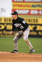 May 6, 2005:  Second Baseman Craig Stansberry of the Altoona Curve before a game at Waterfront Park in Trenton, NJ.  Altoona is the Double-A Eastern League affiliate of the Pittsburgh Pirates.  Photo By Mike Janes/Four Seam Images