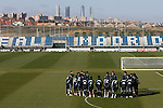 Madrid (24/02/10).-Entrenamiento del Real Madrid....© Alex Cid-Fuentes/ ALFAQUI..Madrid (24/02/10).-Training session of Real Madrid c.f....© Alex Cid-Fuentes/ ALFAQUI.