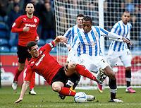 Huddersfield v Cardiff 9.2.13